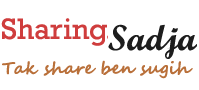 Sharing Sadja Blogs