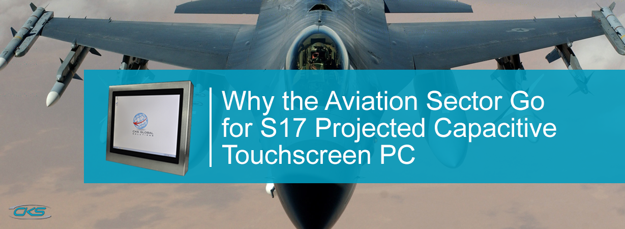 "How 17"" Touch Panel PCs Improve Efficiency of the Airline Operations"