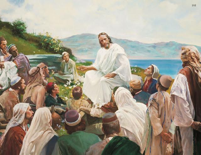 Oração do Pai Nosso (Mateus 6:9-13)