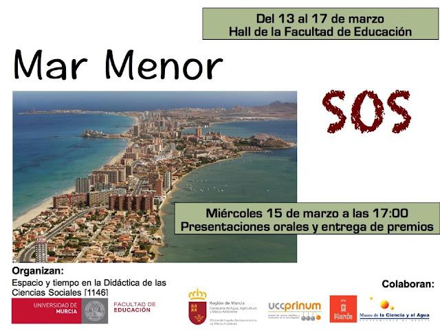 Exposición Mar Menor. SOS