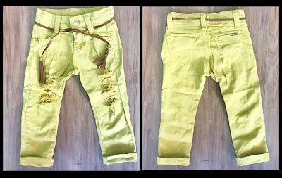 Atacado jeans infantil para menina