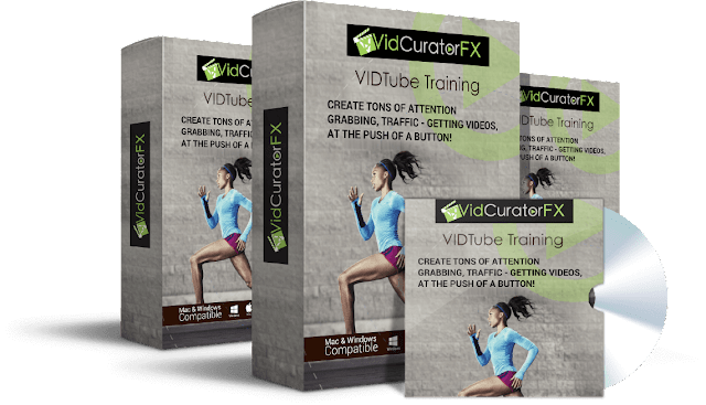 [VIP] Vid Curator FX / Vidrank [VidTube Training] [REGISTER ACCOUNT]