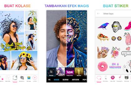 2 Aplikasi Untuk Edit Foto dan Video di Android