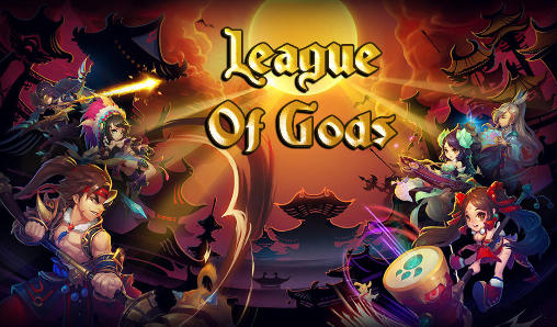 Games League Of Gods Android