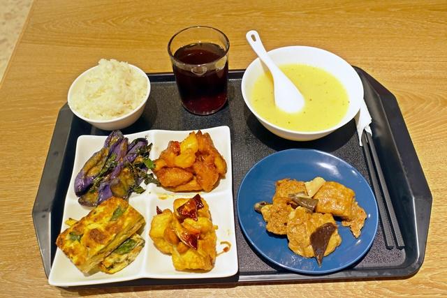 億長御坊、蔬心坊~台北信義區遠百信義A13蔬食