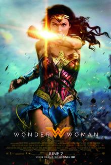 Bosbioskop Wonder Woman (2017)