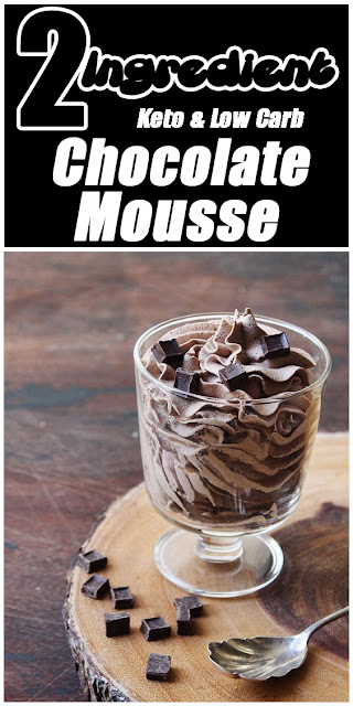 Simple Recipe Keto Chocolate Mousse – A Low Carb Wonder