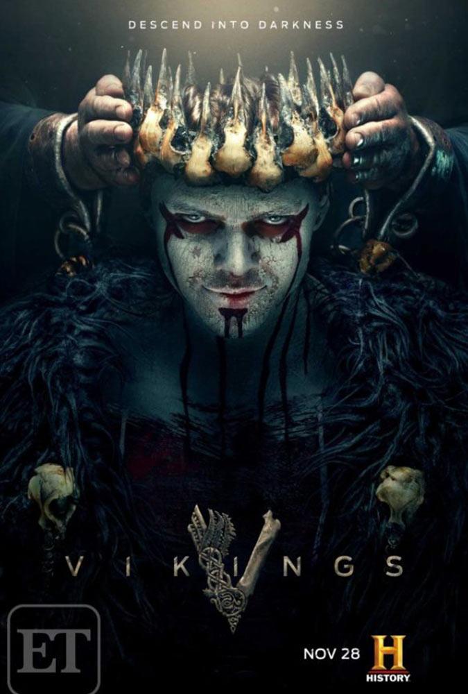 vikings temporada 5 serie completo