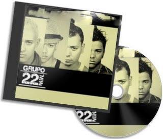 CD Grupo 22 Minutos - A Estrada Continua (2011)