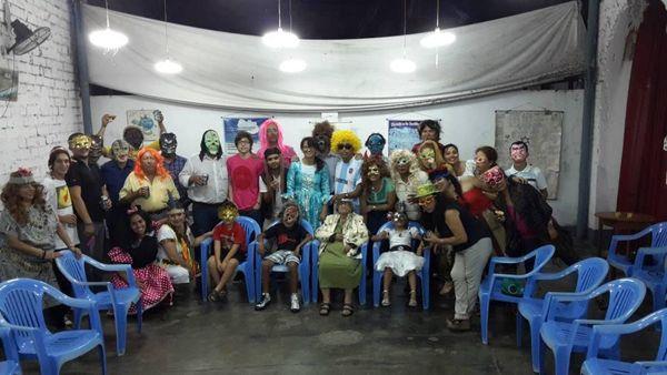 La comunidad judía de Iquitos celebra Purim