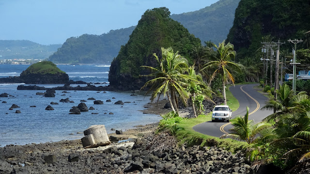 Dont drink and drive in American Samoa