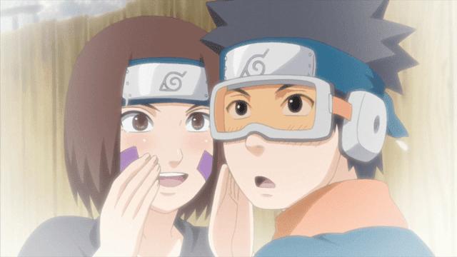 Cinta Obito kepada Rin berubah menjadi dendam yang mengerikan