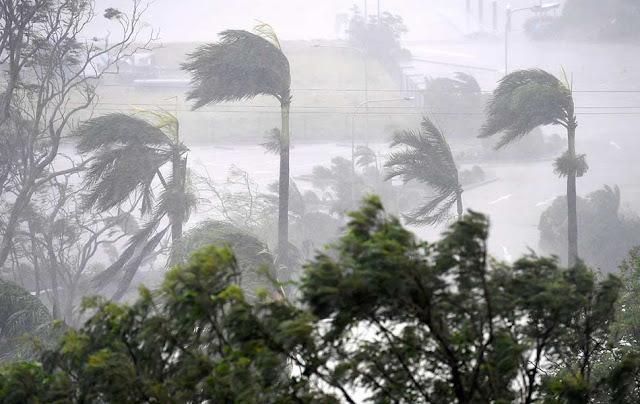 Hujan disertai Angin, 7 Rumah di Maccile Rusak Parah