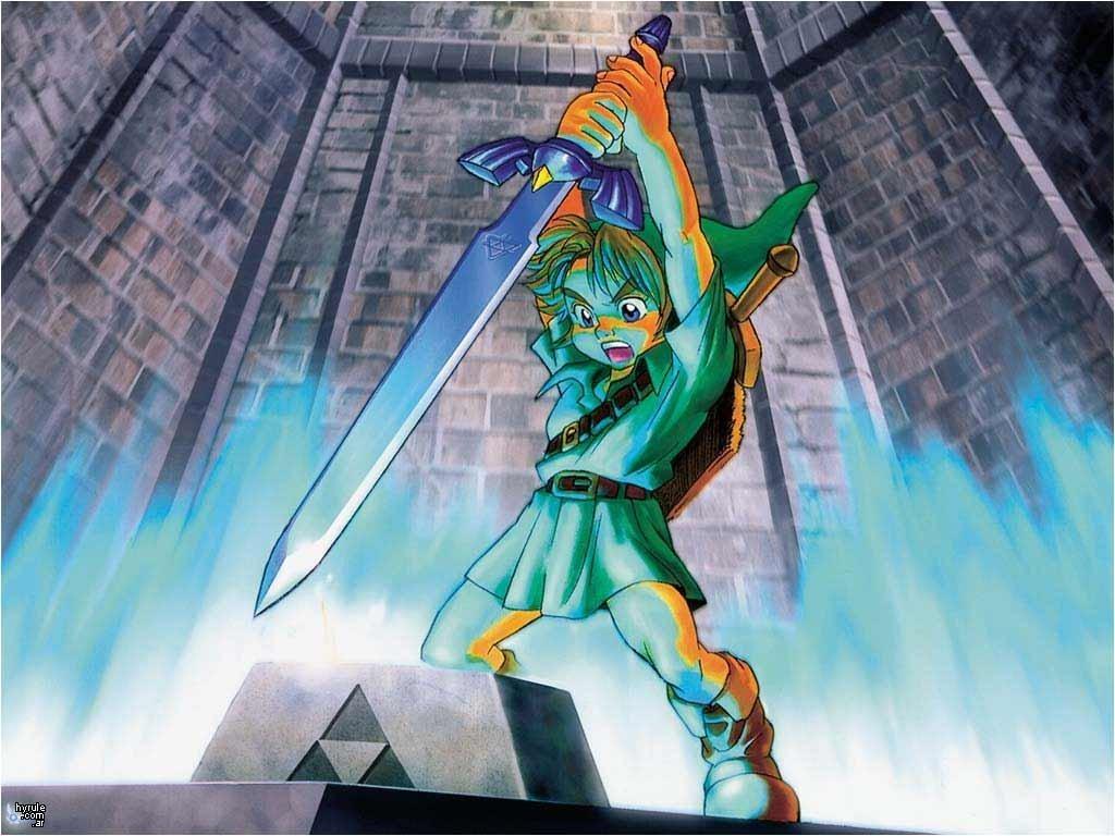 Wallpaper De Zelda Ocarina Of Time Wallpaper202