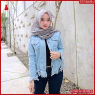 UTM218S83 Baju Springe Muslim Jaket Dewasa Jeans UTM218S83 0DA | Terbaru BMGShop