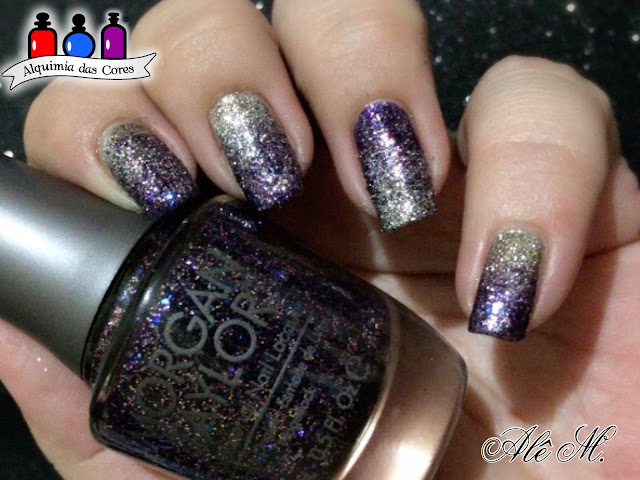 Morgan Taylor, Glitter Nail Polish Lacquer, Sapphires, Rubies, and Emeralds Oh My, The Royal Life Collection, 2013, Time to Shine