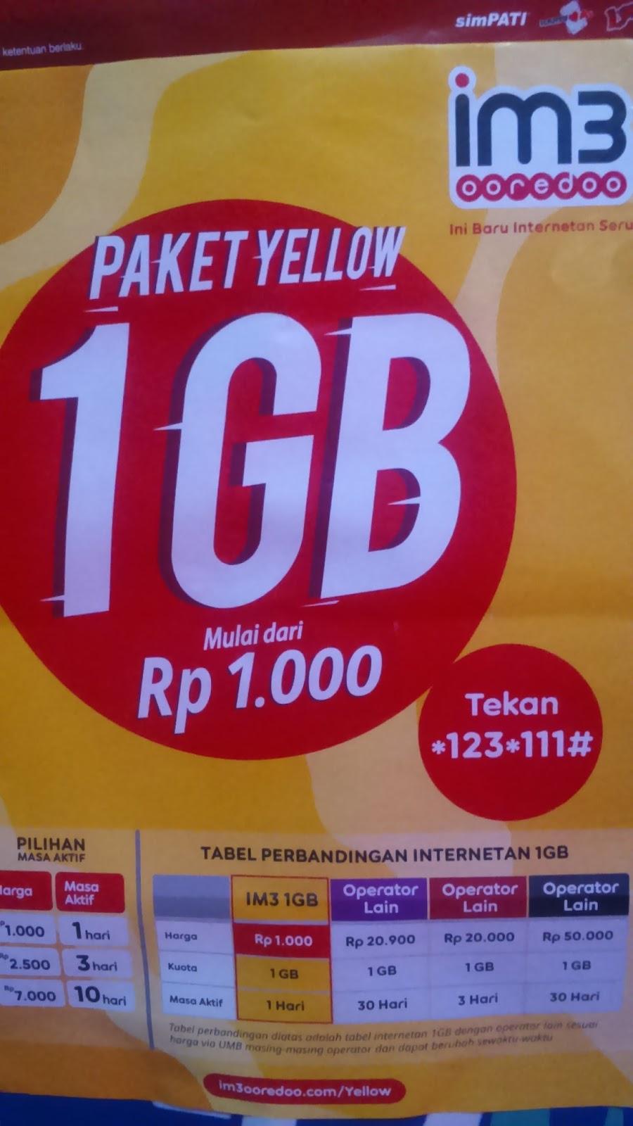 Cara Mudah Mengecek Sisa Kuota Internet Indosat Ooredoo Share Panduan Paket Freedom Combo M Menyediakan Beragam Pilihan Murah Dan Berkualitas Yang Bisa Dibeli Melalui Layanan 123 Beberapa Diantaranya