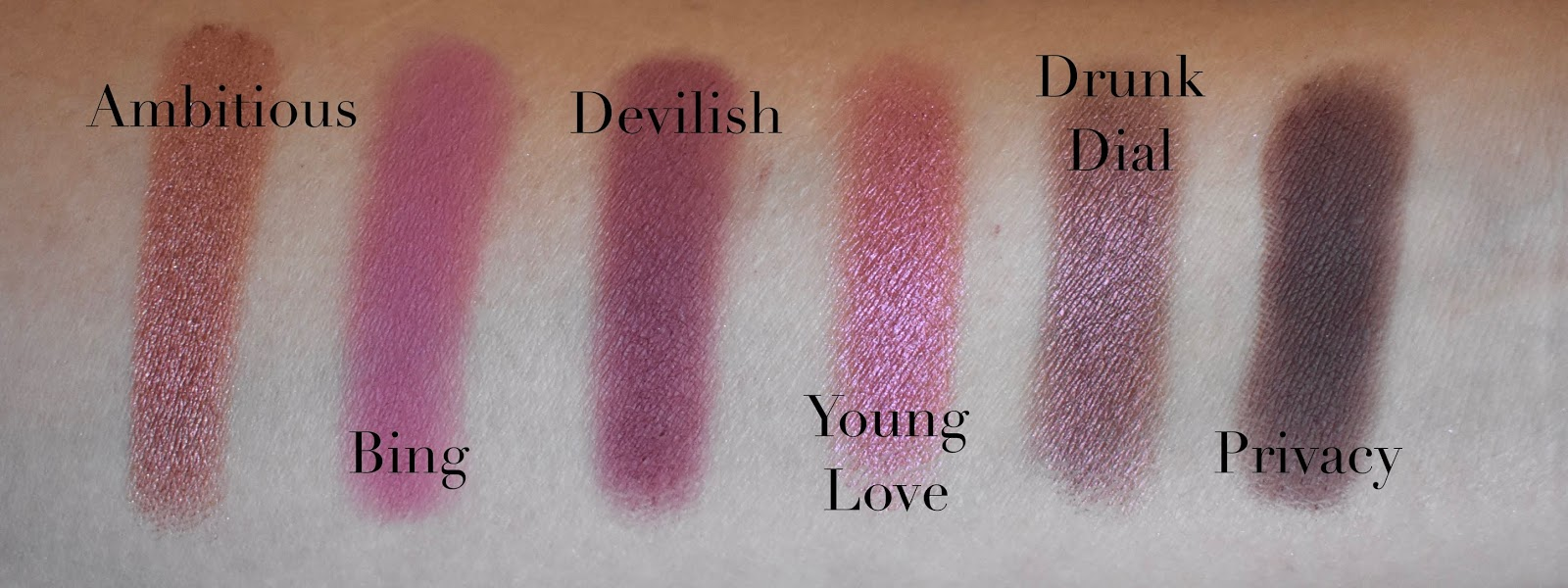 Naked Cherry Eyeshadow Palette by Urban Decay #19