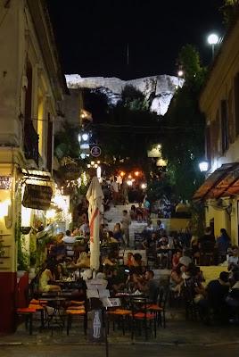 Plaka, Atenas. Grecia.