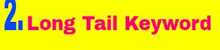 Long tail keyword - Logo