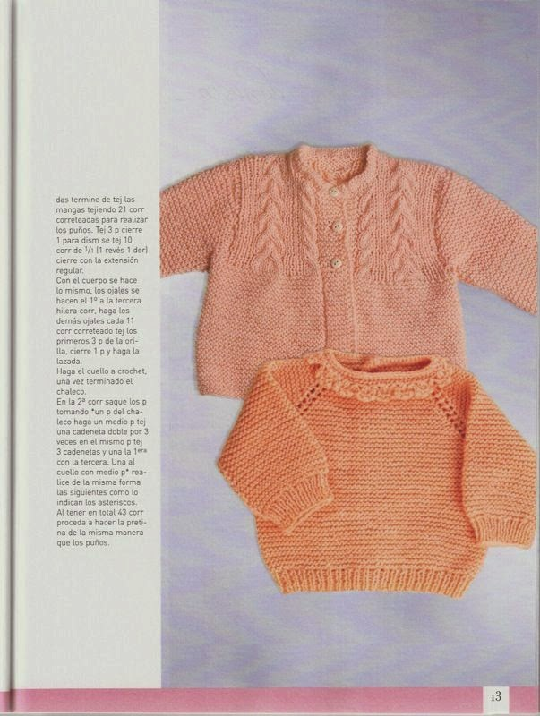 high fashion on sale fantastic savings Mil Tejidos: Ajuar de Bebé - Enciclopedia del Tejido