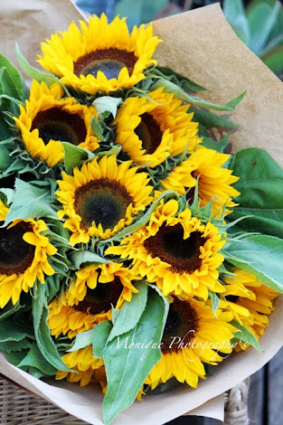 Sunflower's in my Heart