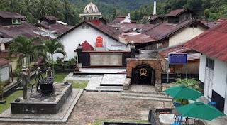 Wisata Sejarah Terowongan Batubara Lubang Suro Sawahlunto