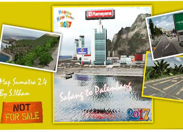 download Map Sumatera 2.4