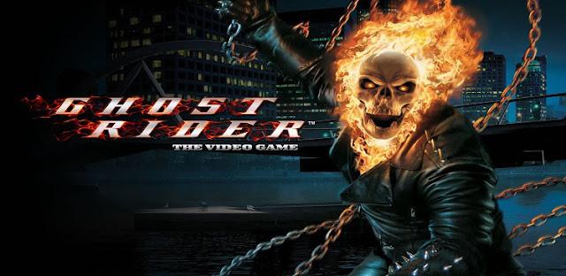 Descarga el juego de Ghost Rider Para Android - Smartphone o Tablet