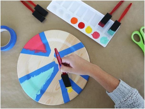 tabak nasıl boyanır