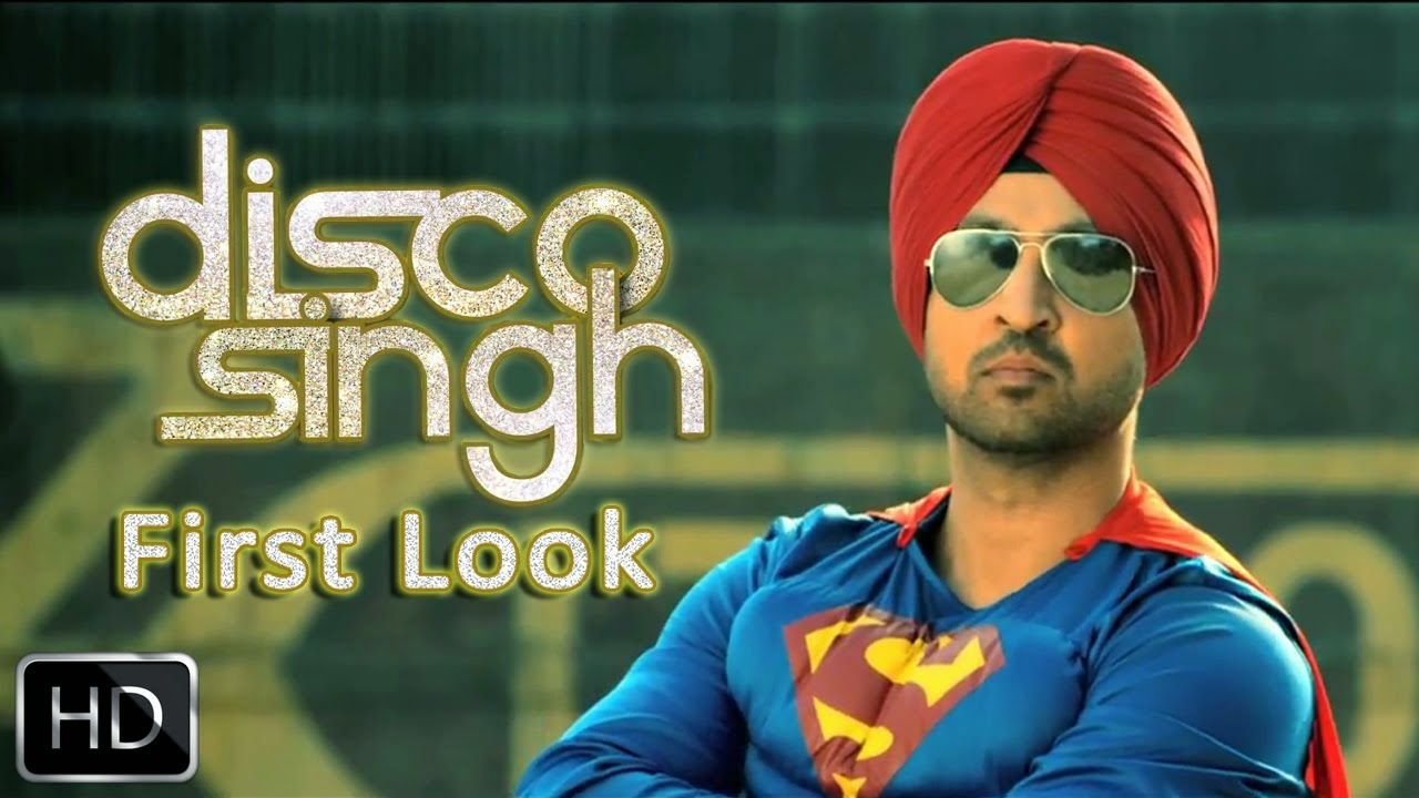 Disco Singh Title Song Lyrics Diljit Dosanjh Mp3 Song