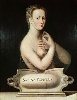 Школа Фонтенбло, Ок. 1580 - Сабина Поппея
