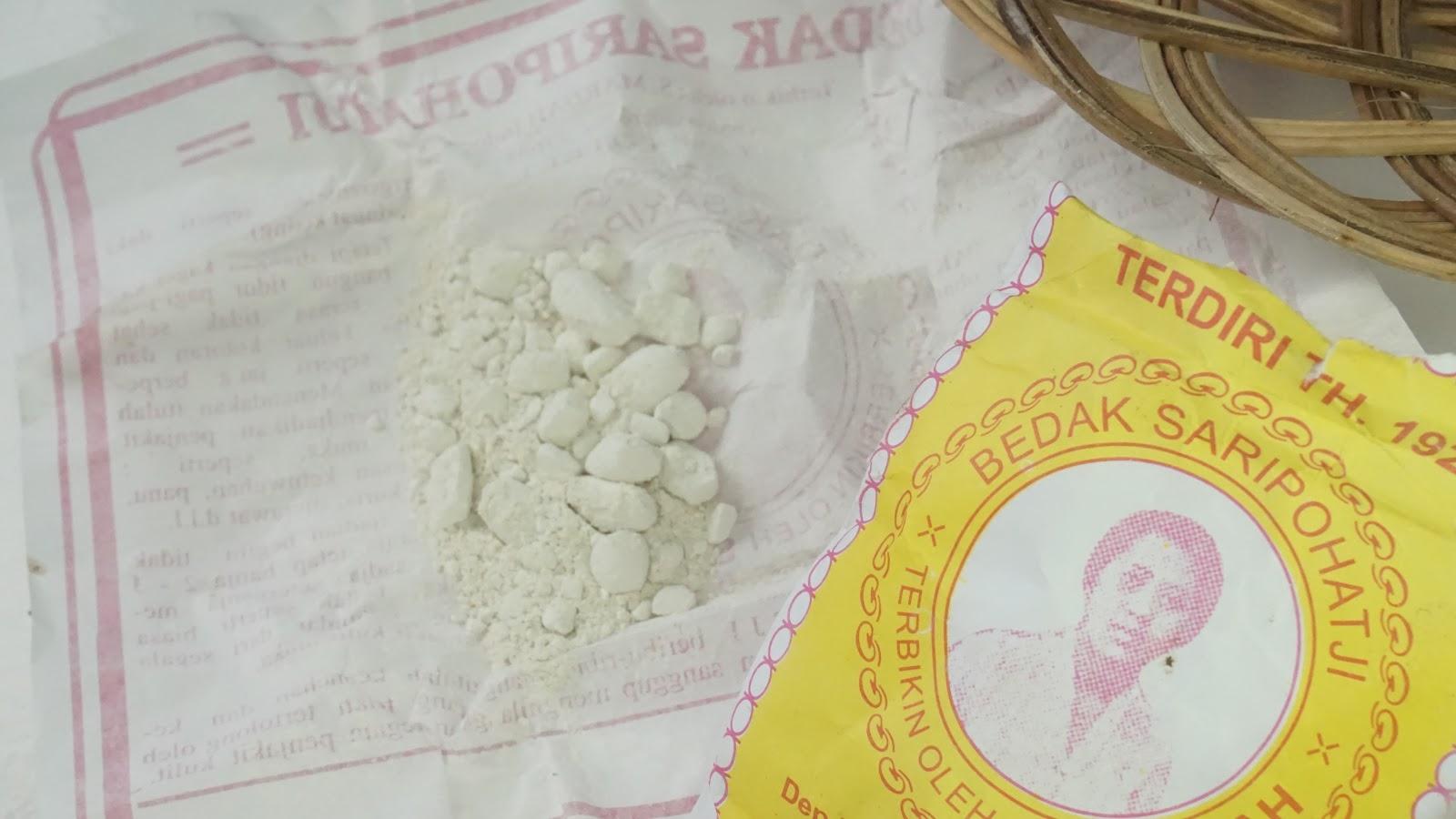 Bedak Dingin Saripohatji Rice Mask Dan Oat Meal For Oily Acne Masker Saripohaci Penghilang Jerawat Isi
