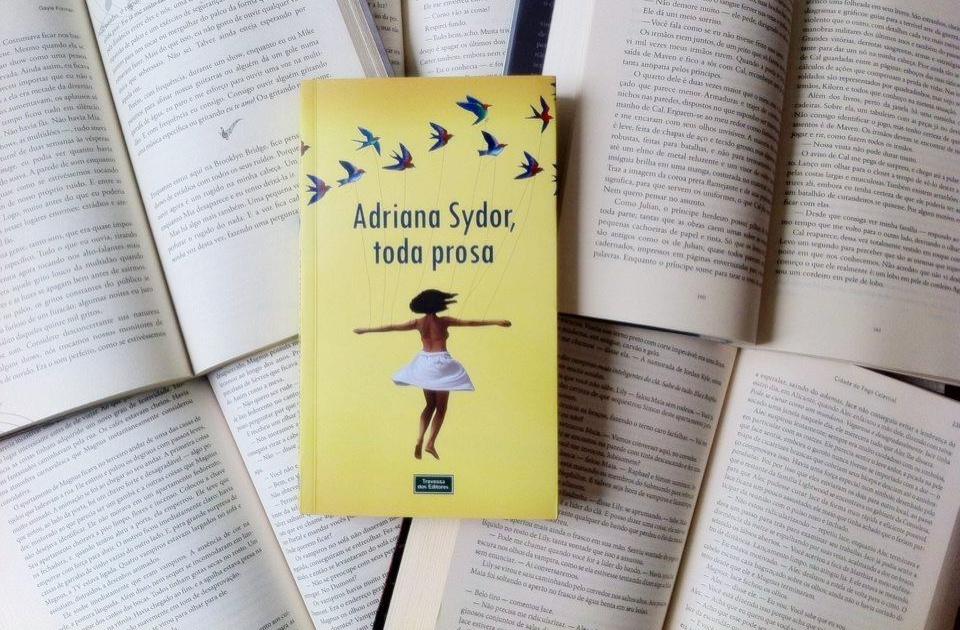 livro: Adriana Sydor, toda prosa