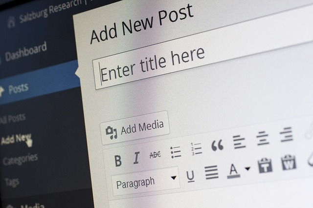 How to Create and Publish A Blog Post on Blogger.
