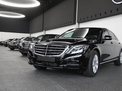 Buhari rejects N400m armoured cars