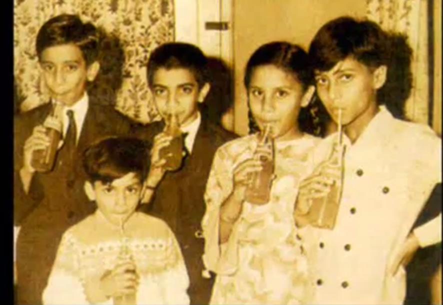 Shahrukh Khan rare Childhood photos | Photobundle