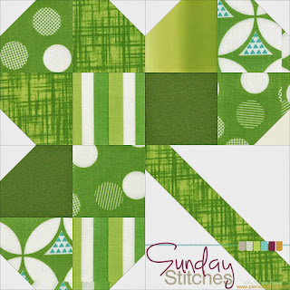 Quilt Inspiration Free Pattern Day St Patrick S Day