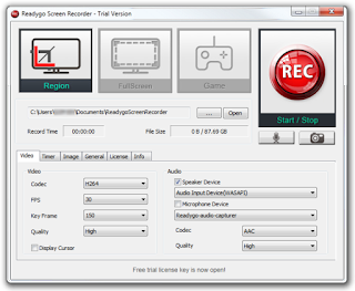 readygo screen recorder free download direct link