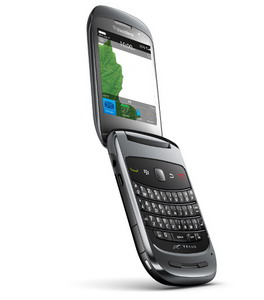BlackBerry Style 9670 lands on Telus