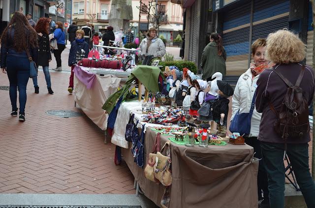 Barakaldo Irekiz en la calle Portu