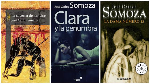 escritores favoritos jose carlos somoza
