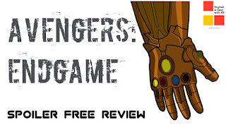 AVENGERS: ENDGAME (SPOILER FREE REVIEW), avengers endgame review, endgame review, mcu, marvel Cinematic Universe, stan Lee, english is easy with RB, RB, rajdeepbanerjee, movie review