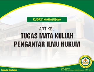 Fakultas Hukum Universitas Sunan Bonang Tuban