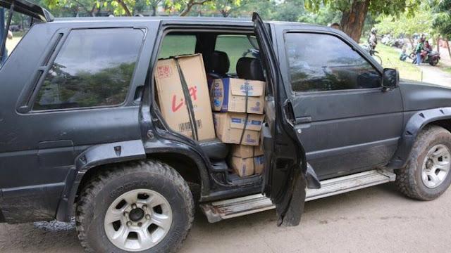Jreng Jreng... Pemilik Mobil Nasi Bungkus Demo Gerudug SBY Tak Lain Adalah...