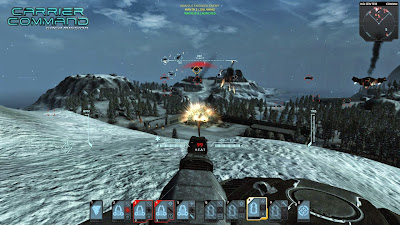 Carrier Command: Gaea Mission (PC) 2012