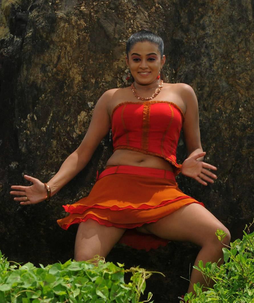 Priyamani thighs