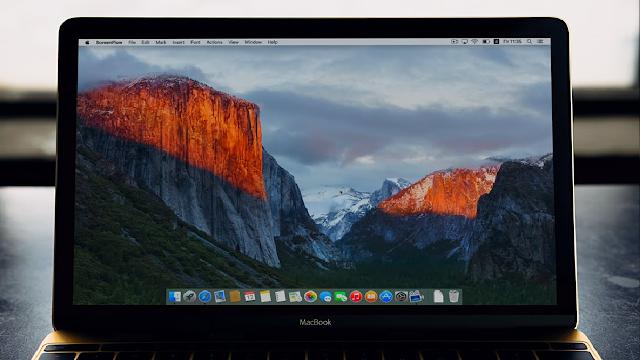 Mac OS X El Capitan Win10