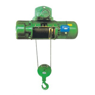 Pa lăng cáp điện HuGo CD 1 tấn - 6m