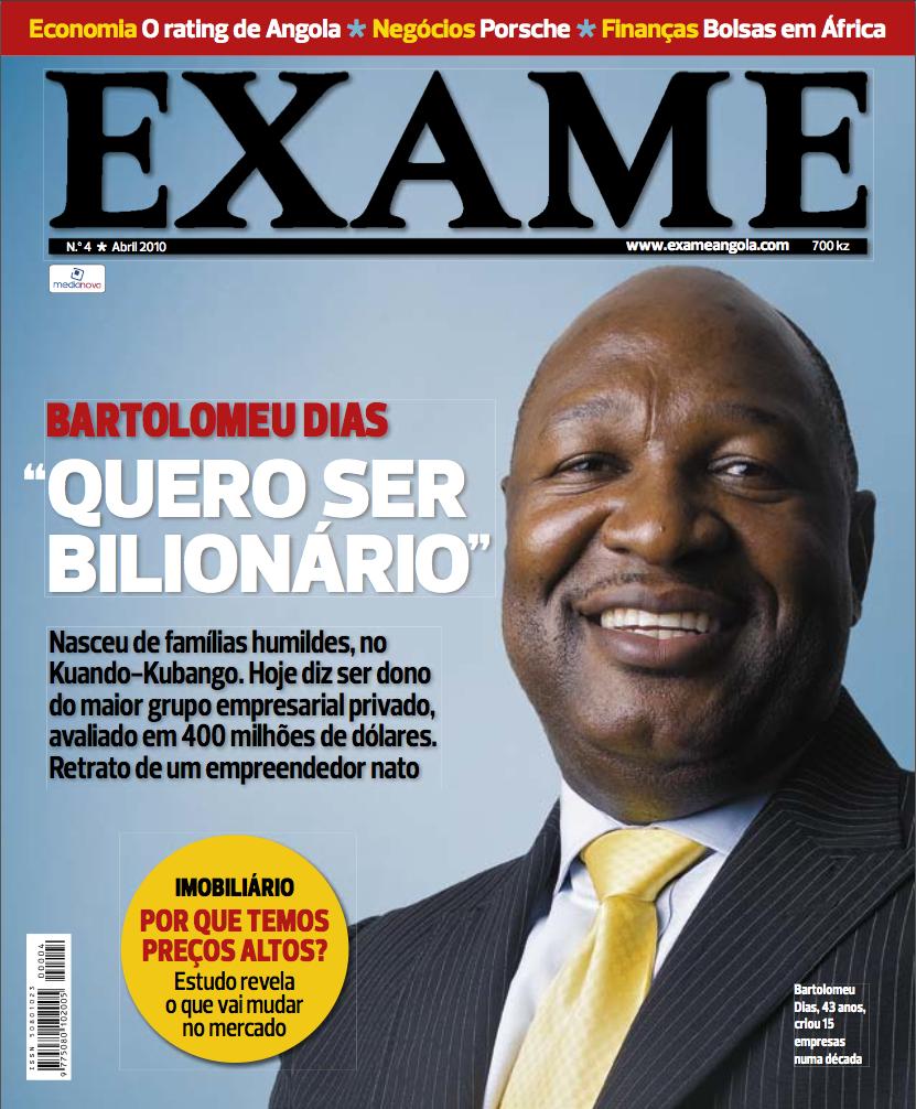 Venda de imóvel ao MIREX embaraça empresário Bartolomeu Dias